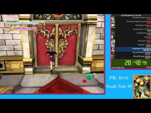 Lost Kingdoms II Any% Speedrun - 29:15 (World Record)