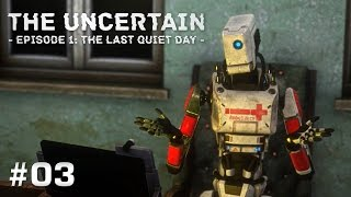 THE UNCERTAIN [03] [Reboot im Krankenhaus] [Let's Play Gameplay Deutsch German] thumbnail