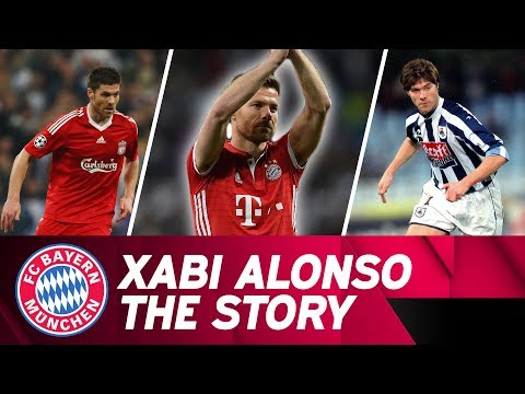 Xabi Alonso - The Story of Living Legend