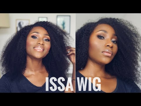 BEST NATURAL HAIR WIG   I WISH MY HAIR LOOKED LIKE THIS    HERGIVENHAIR   DIMMA UMEH