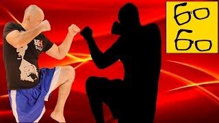 Бой с тенью для начинающих от Петровича — уроки бокса и кикбоксинга (K-1) с Леонидом Ильченко