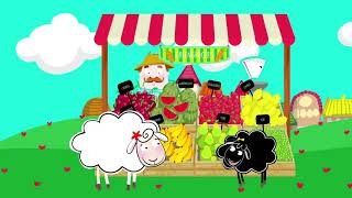 Betty Sheep - I spy the market