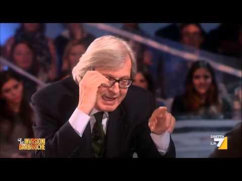 Vittorio Sgarbi: 'Ho visto tutti i bunga bunga, una donna che andava ad Arcore diventava puttana'
