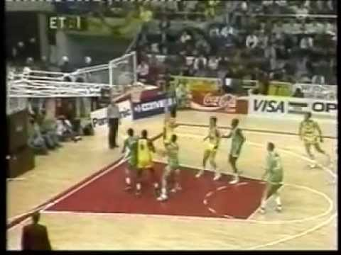 F4 1990 3rd & 4th position: ARIS-LIMOGES CSP 91-103 (3/3)