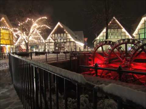 Bon Nadal desde Rheda-Wiedenbrück