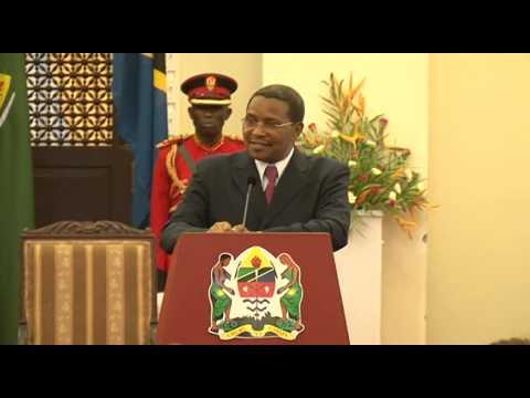 PRESIDENT JAKAYA KIKWETE INSISTS  TANZANIA RESPECT PRESS FREEDOM