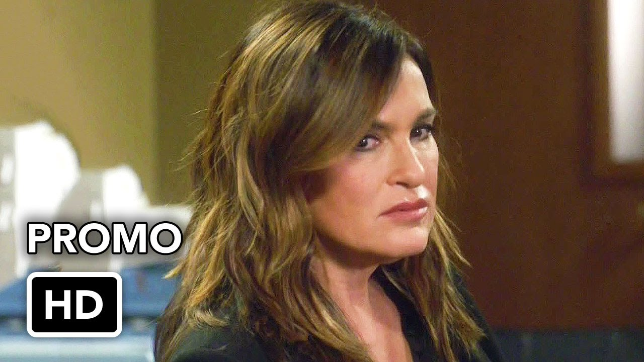 "Law and Order SVU 22x06 Promo ""The Long Arm of the Witness"" (HD)"