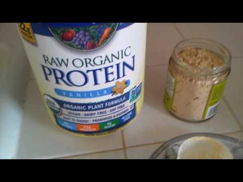 Raw Organic Plant Protein - Armenian