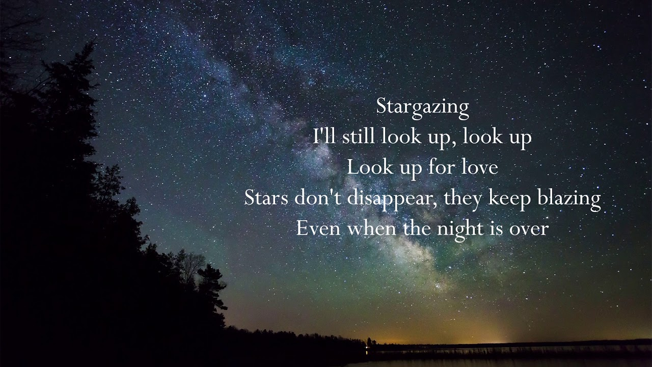 Astronomy lyrics