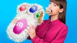 9 حلويات عملاقة ضد حلويات منمنمة تعمليهم بنفسك! حلقة خاصة لعيد الفصح