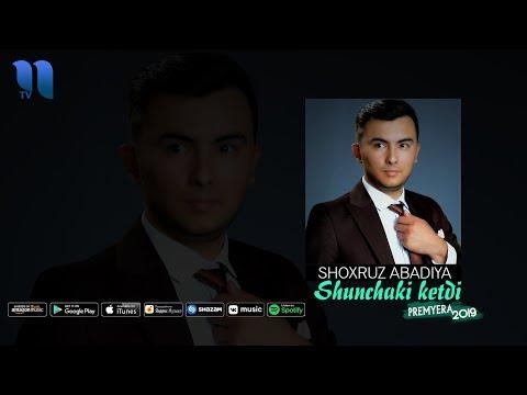 Shoxruz (Abadiya) - Shunchaki ketdi (music version 2019)