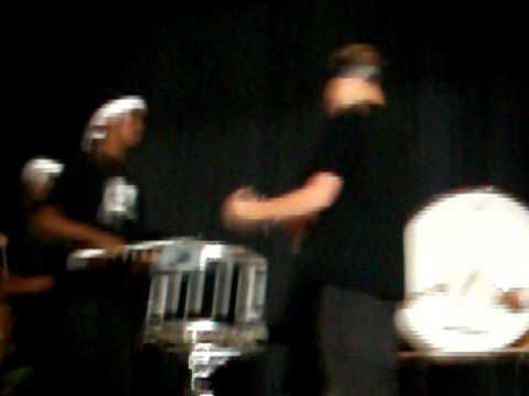 SAG Drum Line - Thomas Eaton Middle School Talent Show - 6/8/2011