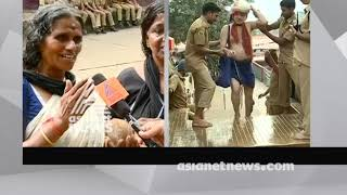 There is no  difficulties in Sabarimala  says, Pilgrims