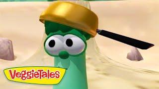 VeggieTales | Junior Asparagus Best Moments | Compilation | Cartoons for Children