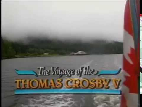Excerpt 1985 Tony Wade Thomas Crosby V Documentary   Oweekeno