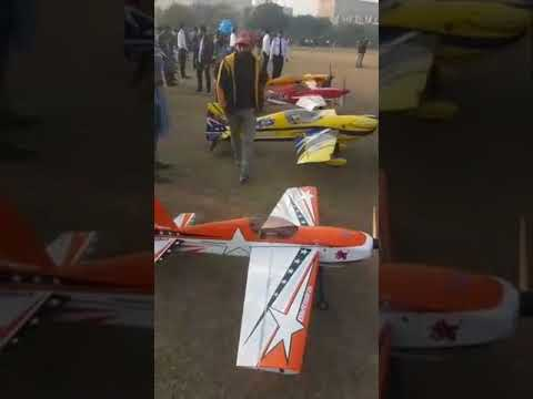 RC Plane Flying Competition In Pakistan Video By My Friend ( Imran Shah )