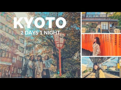 #4//KYOTO 2 NGÀY 1 ĐÊM   京都   DU HỌC SINH NHẬT   Hiền Tiny  