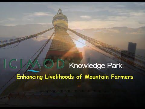 ICIMOD Knowledge Park: Enhancing livelihoods of mountain farmers