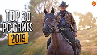 Top 20 Best PC Games of 2019