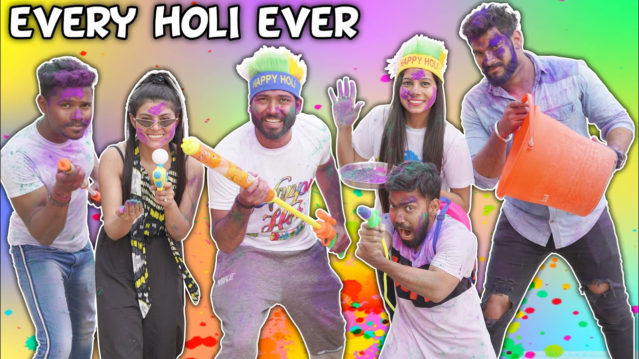 Download Every Holi Ever | BakLol Video
