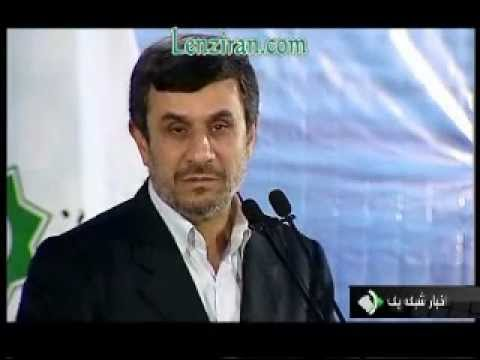 Ahmadinejad inaugurate project for irrigation of desert by Caspian Sea water !