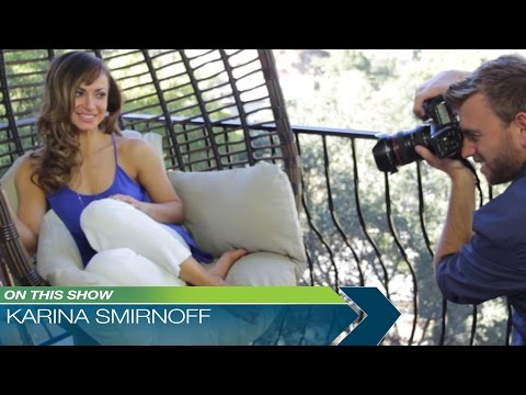 At Home with Karina Smirnoff