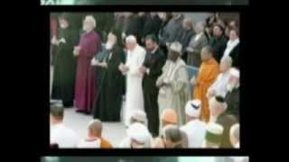 John Hagee, Lady Gaga & Benny Hinn Worship at Satan Temple with Illuminati & Knight of Malta