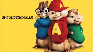 CHIPMUNKS   -  UNCONDITIONALLY  (Katy Perry)