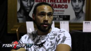 Keith Thurman sends message to Floyd Mayweather