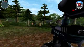 Epic Paintball Game for PC | Splat Renegade Paintball |GAMEPLAY|