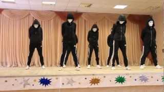 Танцы школа №3(Конкурс в школе №82, Блек энд Вайт., 2013-03-26T14:23:03.000Z)