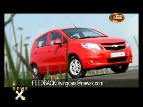 First Drive: Chevrolet Sail U-VA - NewsX