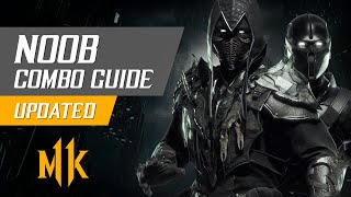 Noob Saibot (Seeing Double) UPDATED Combo Guide (Tournament/Ranked) – Mortal Kombat 11