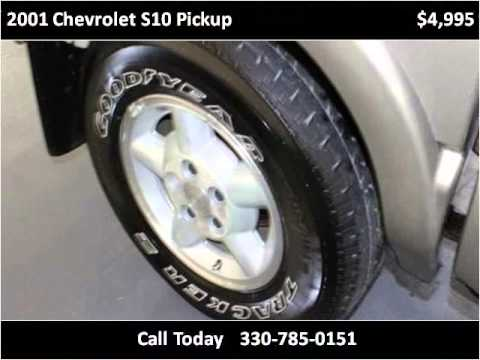 2001 chevrolet s10 pickup used cars akron oh youtube for Tempest motors in akron ohio