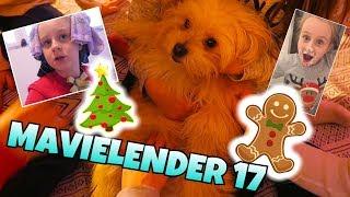 Mavielender 17 Geburtstagsparty 🎁 Adventskalender Vlogmas | MaVie