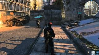 War Inc. Battlezone: Gameplay