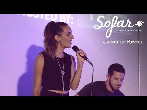 Janelle Kroll - Outsider | Sofar Los Angeles