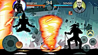 Shadow fight 2 Super CYCLONE Magic