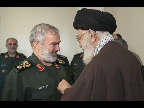 نائب قائد الحرس الثوري: إيران تسيطر على مضيق  - نشر قبل 7 ساعة