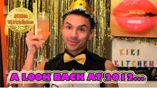 Kiki Kitchen New Years Eve Retrospective Clips Reel