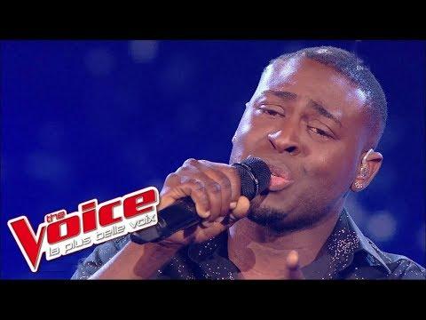 The Voice 2014│Wesley  - Puisque tu pars (Jean Jacques Goldman)│Quart de Finale