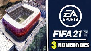 EA SPORTS CONFIRMA ESTAS 3 NOVEDADES PARA FIFA 21