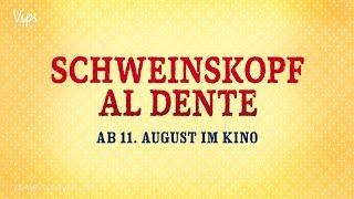 SCHWEINSKOPF AL DENTE - Die Premiere in München