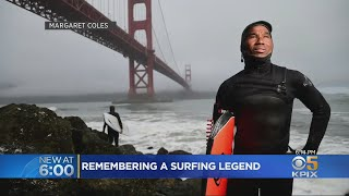 Bay Area Surfing Legend Mourned After Deadly Accident