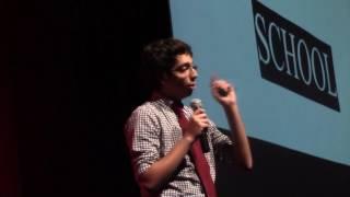 The Denial of Sincerity | Sidney Holt | TEDxCentennialHigh