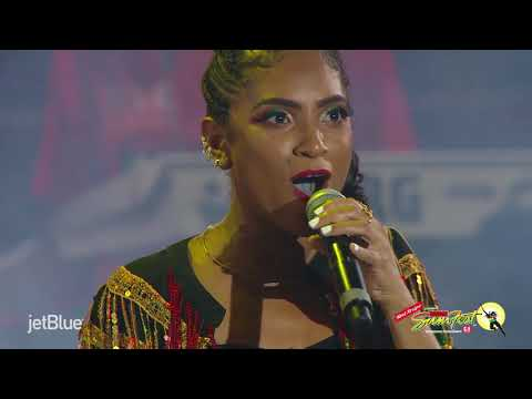 Reggae Sumfest 2018 - Naomi Cowan