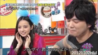 大沢たかおさんから貰ったギターで歌ったバンザイ(ウルフルズ) 2012.11.2.