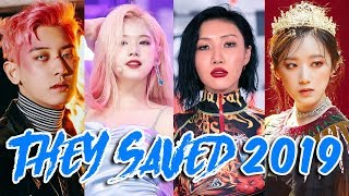 KPOP Comebacks That Saved 2019!!