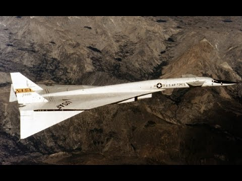 XB-70 Valkyrie Mid-air collision June 8, 1966 - What happened?