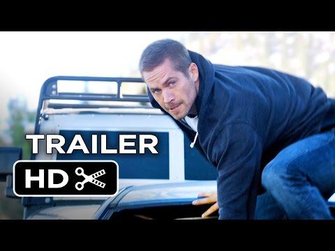 Furious 7 Official Trailer #1 (2015) - Vin Diesel, Paul Walker Movie HD streaming vf